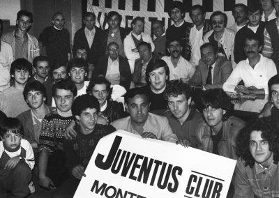Assemblea JC Montecarchi Ottobre 1983