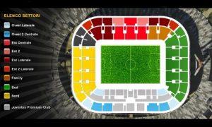 Biglietti Juventus Allianz Stadium