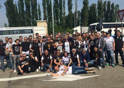 Gita Juventus Barcellona 11 aprile 2017