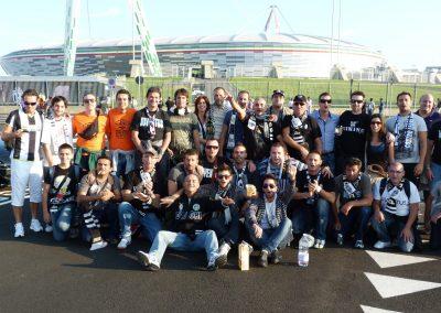 Gita Juventus Milan 2 ottobre 2011