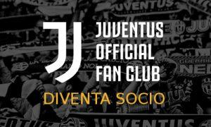 Iscrizione Juventus Club Montevarchi