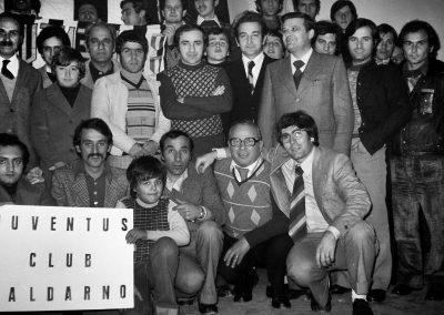 Prima assemblea JC Valdarno 11 novembre 1974