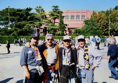 Trasferta a Roma Juventus Ajax 22 maggio 1996