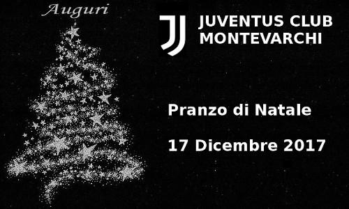 Juventus Buon Natale.Pranzo Di Natale 17 Dicembre 2017 Juventus Club Montevarchi
